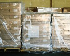 Pallet Covers and Tarps